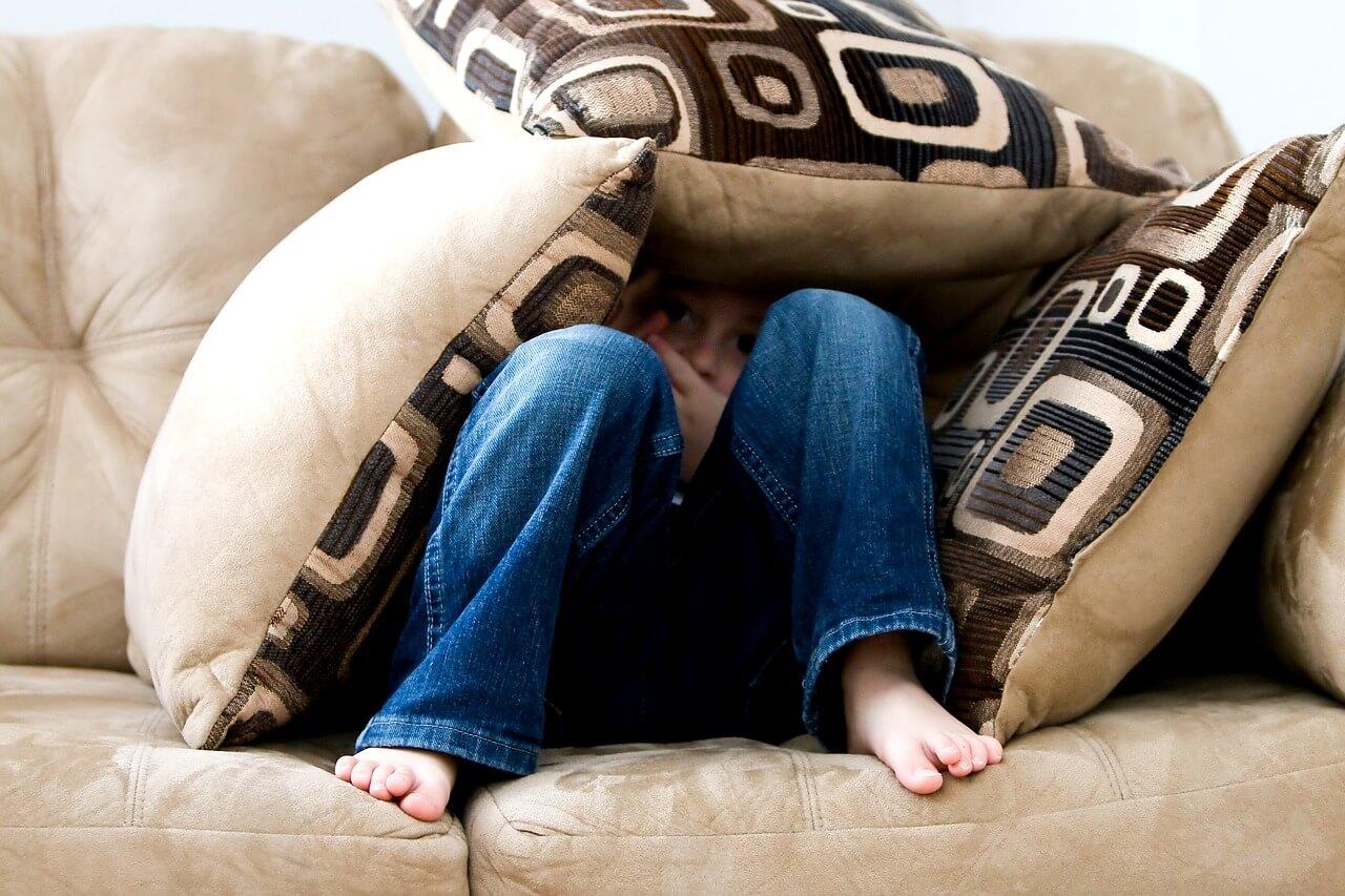 Seu filho vai brincar em um sofá limpo e higienizado
